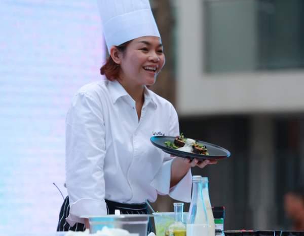 """Thành công tại Hà Nội, Lễ hội văn hoá và ẩm thực châu Á """"thừa thắng"""" đến Hạ Long 5"""