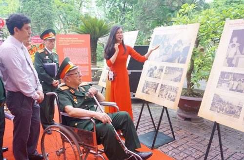Nhiều hoạt động ý nghĩa mừng 43 năm giải phóng miền Nam 2
