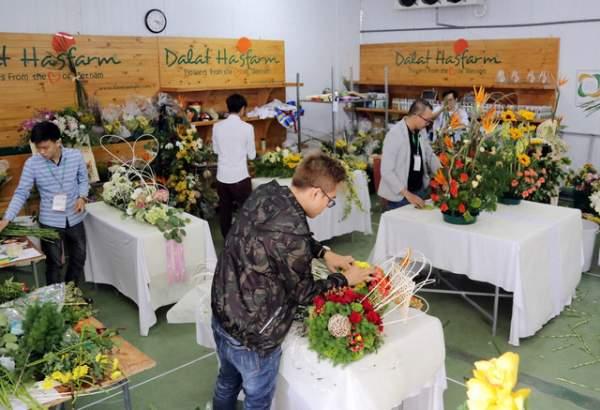 Cuộc thi vô địch cắm hoa Việt Nam 2018 đã tìm ra quán quân 2