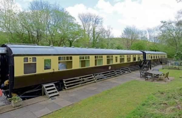 """""""Đẹp lạ"""" ngôi nhà từng là ga tàu trăm tuổi tại Vương quốc Anh 6"""