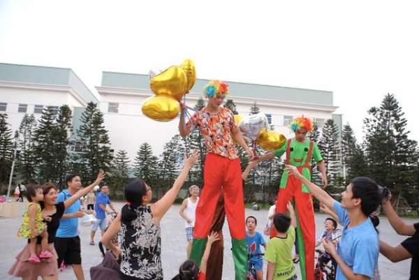 Vincom tưng bừng mở hội mừng đại lễ 3