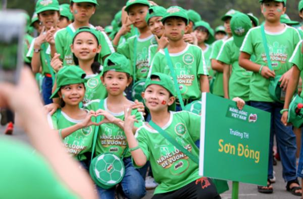 20.000 người tham gia ngày hội đi bộ lớn nhất 1