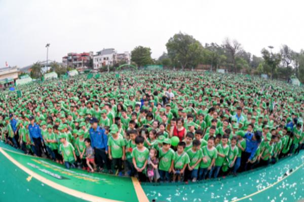 20.000 người tham gia ngày hội đi bộ lớn nhất 2