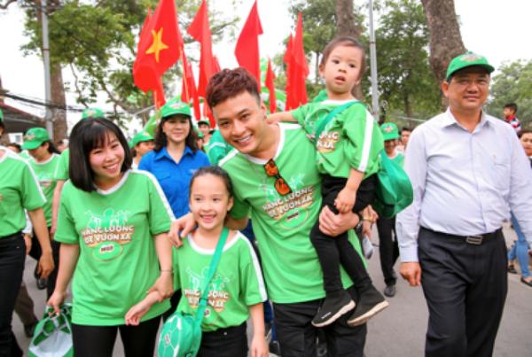 20.000 người tham gia ngày hội đi bộ lớn nhất 3