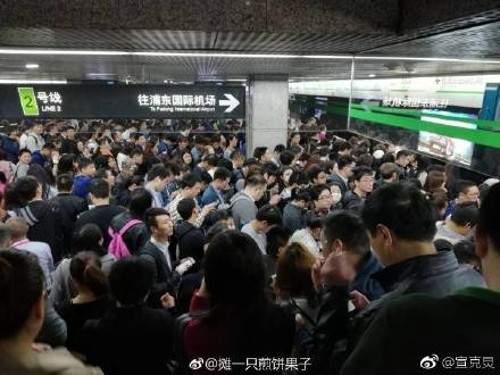 Ngạt thở cảnh tắc nghẽn giao thông khổng lồ dưới lòng đất Trung Quốc 2