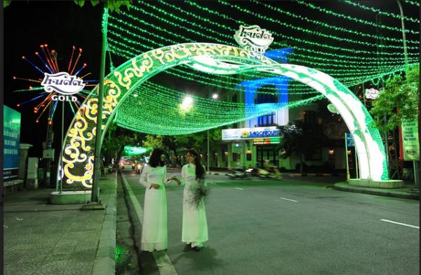 Huda và chặng đường đầy tự hào cùng Festival Huế 1