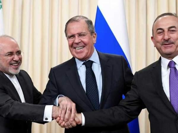 Nga, Iran, Thổ Nhĩ Kỳ quyết thúc đẩy hòa bình Syria 1