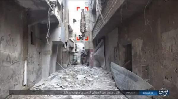 Lộ kiểu hành hình tàn độc mới của IS 1