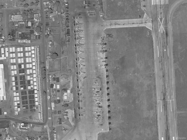 Nga tăng mạnh máy bay chiến đấu tại Syria sau vụ không kích của Mỹ 1