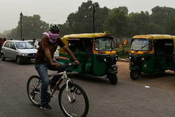 Bão cát tấn công Ấn Độ, 77 người thiệt mạng 3