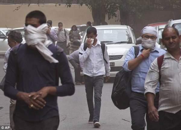 Bão cát tấn công Ấn Độ, 77 người thiệt mạng 4