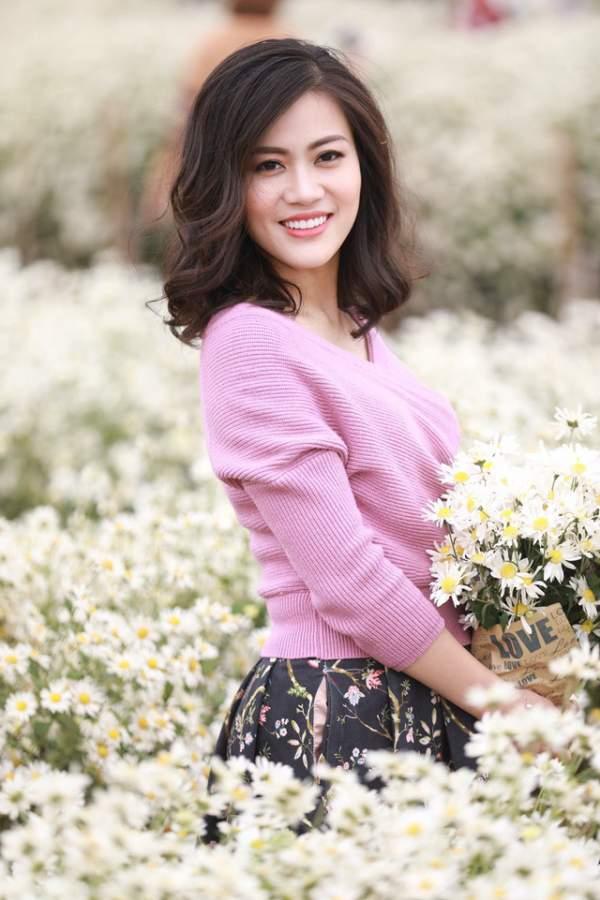 Á hậu Thu Phương: Phụ nữ thông minh thấy sức hút từ đàn ông có ý chí 4