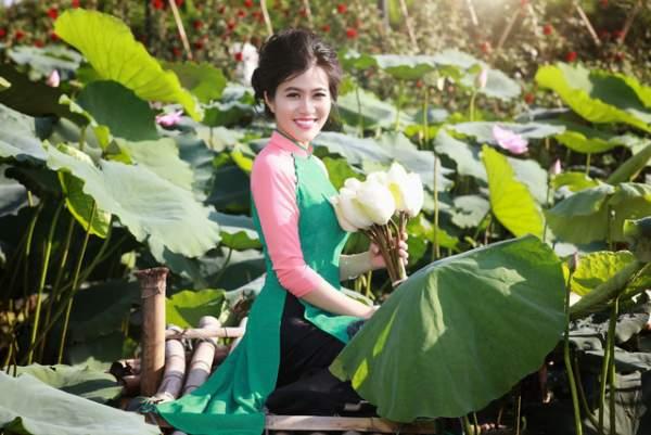 Á hậu Thu Phương: Phụ nữ thông minh thấy sức hút từ đàn ông có ý chí 2