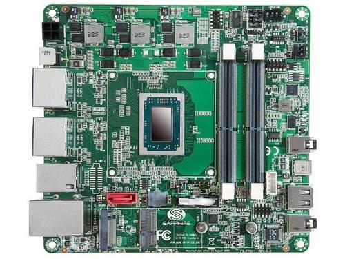Sapphire ra mắt BMC nhỏ gọn tích hợp SoC Ryzen