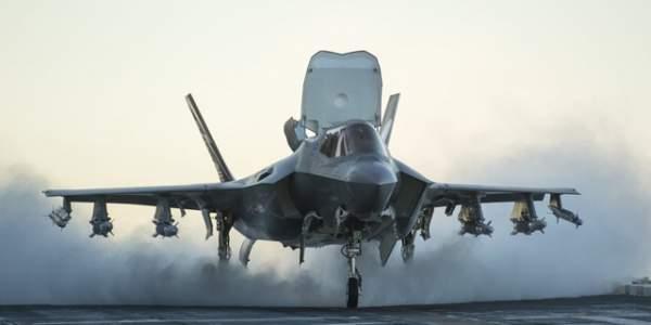 Mỹ âm thầm đưa máy bay F-35 tới Thái Bình Dương: Gửi thông điệp tới Trung Quốc? 1