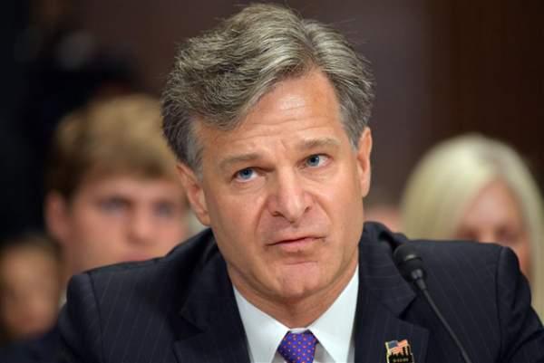 Giám đốc FBI: Trung Quốc là mối đe dọa lớn và nghiêm trọng nhất với Mỹ 1