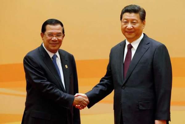 Trung Quốc cho Campuchia vay 259 triệu USD xây đường 1
