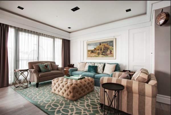 """Mách bạn cách chọn sofa """"chuẩn không cần chỉnh"""" cho từng kiểu phòng khách 11"""
