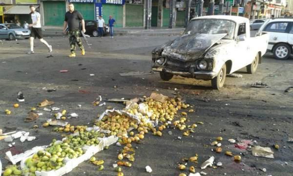 IS đánh bom đẫm máu ở Syria, 215 người chết 1