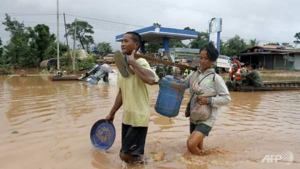 """Người Lào sau sự cố vỡ đập: """"Không ai cảnh báo chúng tôi"""" 2"""