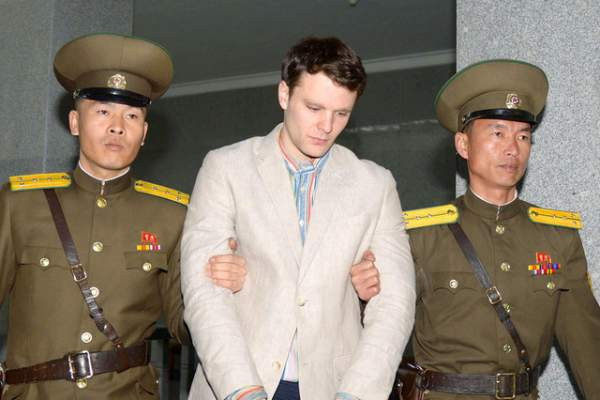 Xuất hiện giả thuyết mới về cái chết của sinh viên Mỹ bị Triều Tiên giam giữ 1