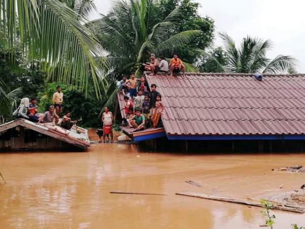 Công ty Hàn Quốc gặp khó sau sự cố vỡ đập tại Lào 1