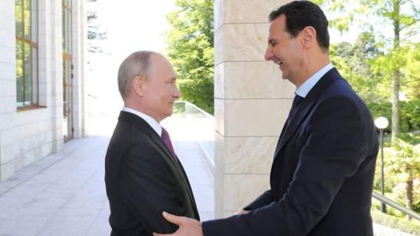 Tổng thống Assad muốn quân đội Nga hiện diện lâu dài tại Syria 1