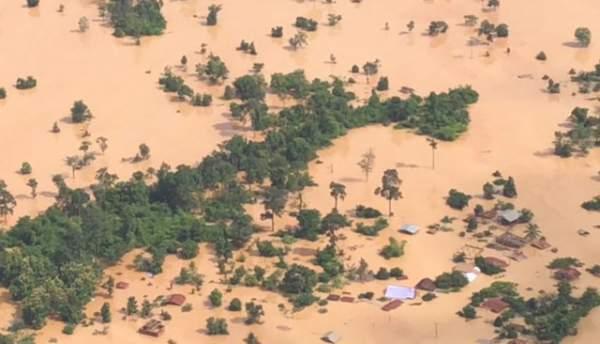Bộ trưởng Lào tiết lộ nguyên nhân vỡ đập thủy điện 1