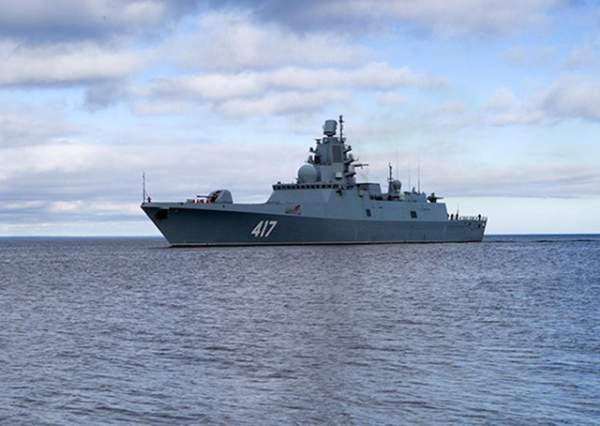 Uy lực công, thủ toàn diện của tàu hộ vệ tàng hình mới gia nhập hải quân Nga 8