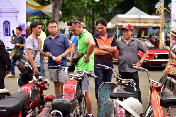 Ngắm những mẫu xe độc, lạ trong ngày hội xe cổ Sài Gòn 5