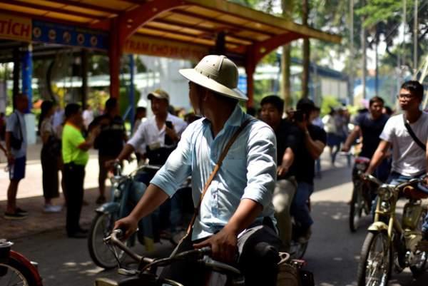 Ngắm những mẫu xe độc, lạ trong ngày hội xe cổ Sài Gòn 6