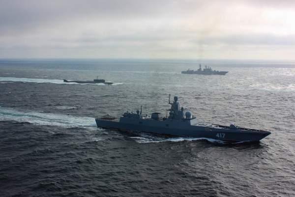 Uy lực công, thủ toàn diện của tàu hộ vệ tàng hình mới gia nhập hải quân Nga 4