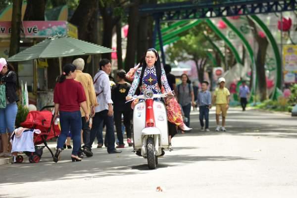 Ngắm những mẫu xe độc, lạ trong ngày hội xe cổ Sài Gòn 12
