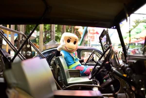 Ngắm những mẫu xe độc, lạ trong ngày hội xe cổ Sài Gòn 8