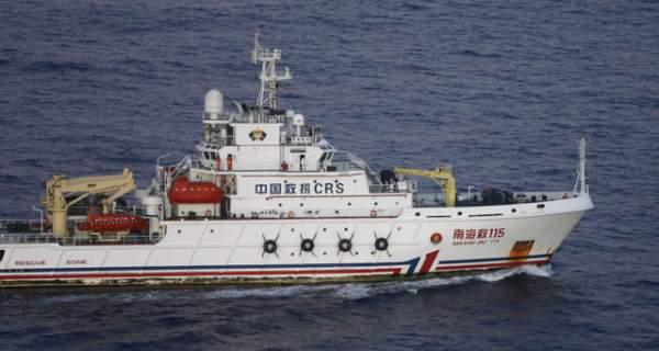Trung Quốc lần đầu đưa tàu cứu hộ neo đậu lâu dài tại Trường Sa 1