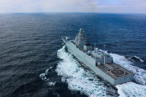 Uy lực công, thủ toàn diện của tàu hộ vệ tàng hình mới gia nhập hải quân Nga 7