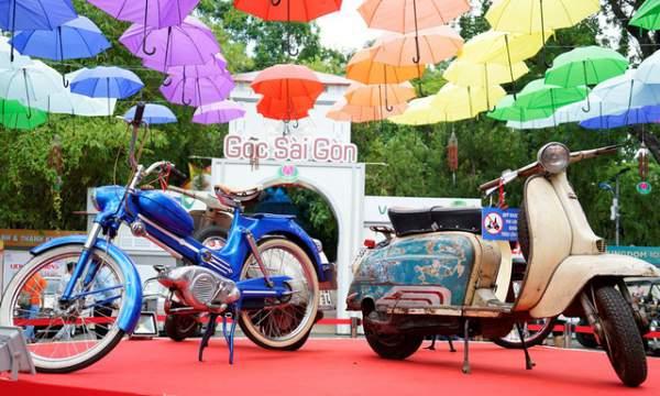 Ngắm những mẫu xe độc, lạ trong ngày hội xe cổ Sài Gòn 2