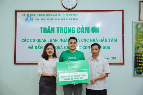 Điều Grab muốn trao cho trẻ em Việt Nam 1