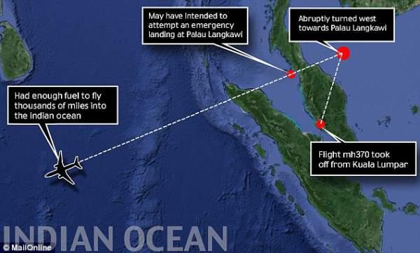 Tất cả hệ thống định vị khẩn cấp của MH370 bị tắt bí ẩn 1