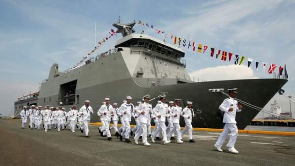 Trung Quốc tặng tàu chiến cho Philippines và Sri Lanka 1