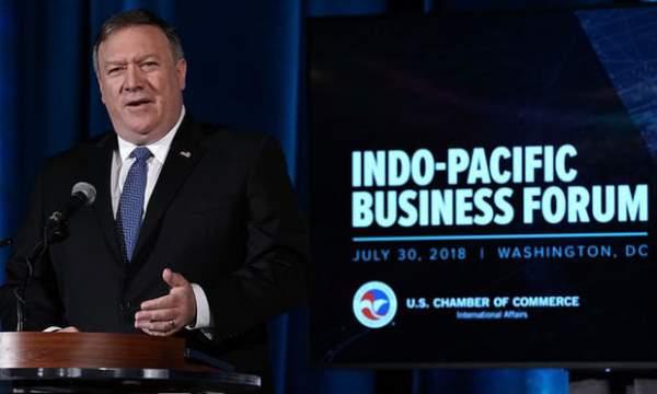 Cảnh báo ngầm của Ngoại trưởng Mỹ tới Trung Quốc trước chuyến thăm châu Á 1