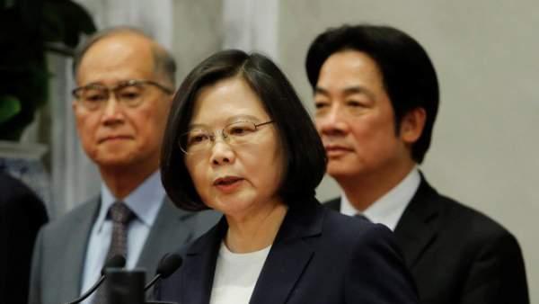 Mỹ cho lãnh đạo Đài Loan quá cảnh 1