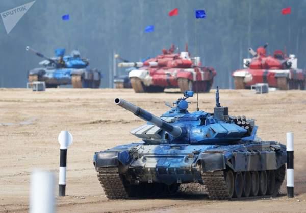 Ảnh ấn tượng tại giải đấu xe tăng quốc tế ở Nga 6
