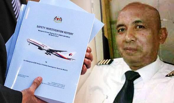 Điểm bất thường trong lời nói cuối cùng của cơ trưởng MH370 1
