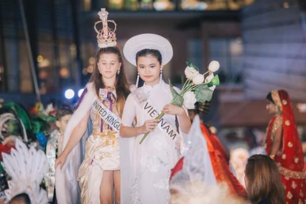 Người mẫu nhí Việt Nam đăng quang Hoa hậu nhí Châu Á Thái Bình Dương 2018 6