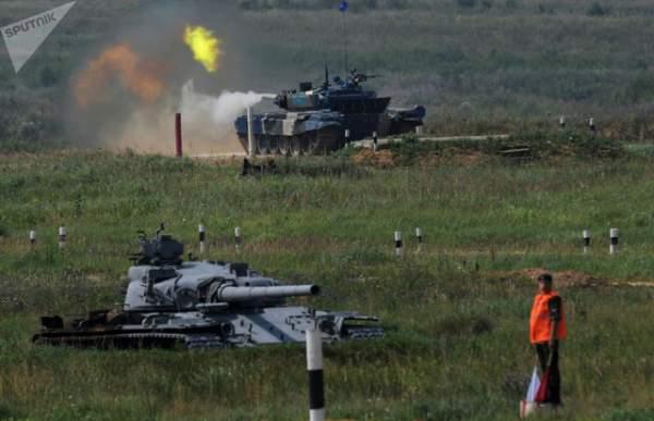 Ảnh ấn tượng tại giải đấu xe tăng quốc tế ở Nga 3