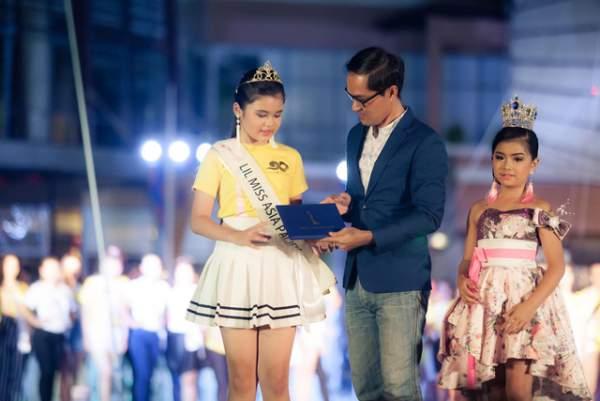 Người mẫu nhí Việt Nam đăng quang Hoa hậu nhí Châu Á Thái Bình Dương 2018 4
