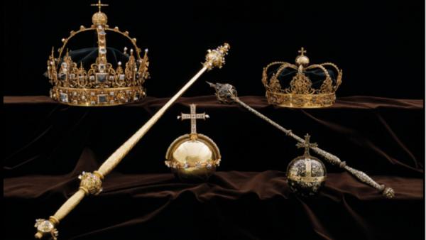 Thụy Điển truy lùng kẻ táo tợn trộm báu vật hoàng gia giữa ban ngày 1