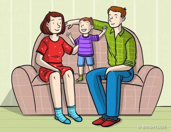 7 nguyên tắc nuôi dạy trẻ bố mẹ cần tránh ngay từ hôm nay 8