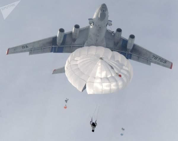 Những hình ảnh ấn tượng về lực lượng tinh nhuệ nhất nhì quân đội Nga 2